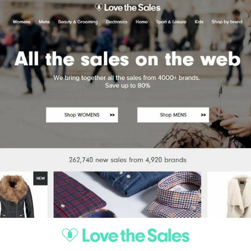 Love the Sales – Storyfied f053cc411